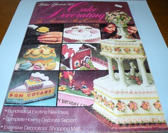 1977 Wilton Yearbook of Cake Decorating