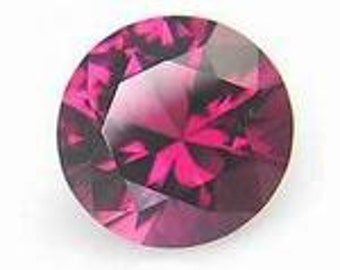 5 mm Pink Tourmaline in A grade, choose your shape
