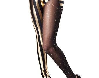 Lobotomy Gold Leggings