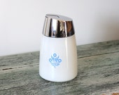 Blue Cornflower Sugar Shaker
