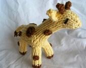 Jeffery the Giraffe