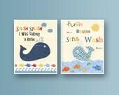 Bathroom print for kids N...
