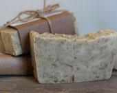Small Lemongrass Lather Bar Soap