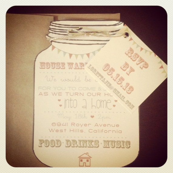 Invitation House Warming as luxury invitations ideas