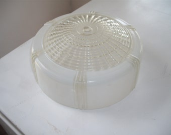 Vintage Deco Ceiling light shade