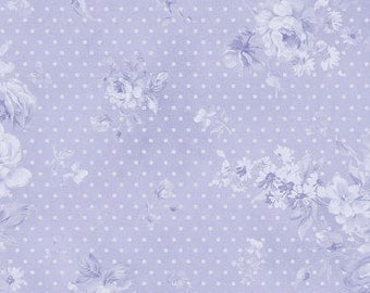 "Ellie Ann - Blue Ellie by Eleanor Burns for Benartex Fabrics - 32"" Remnant"