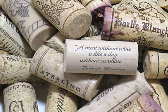 50 Wine Corks - Spring Cleaning Destash