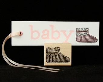 baby bootee