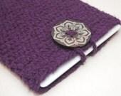 Eco-friendly Ipad Sleeve (Purple)