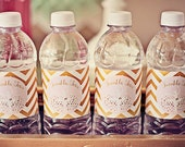Ballerina/Ballet Water Bottle Labels - Printable