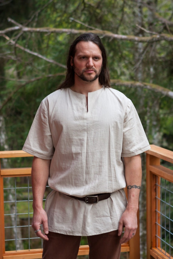 Natural Medieval Tunic