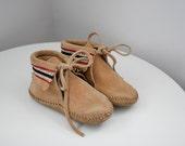 Minnetonka moccasin Child Shoe Size 6