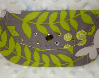Mini Clutch with Bling