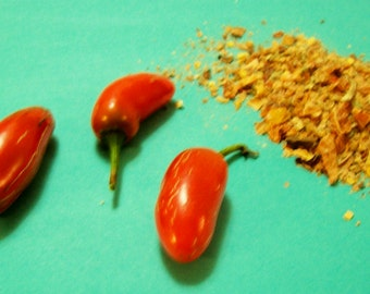 Dried HOT Peppers - Magic Spells and Voodoo Rootwork
