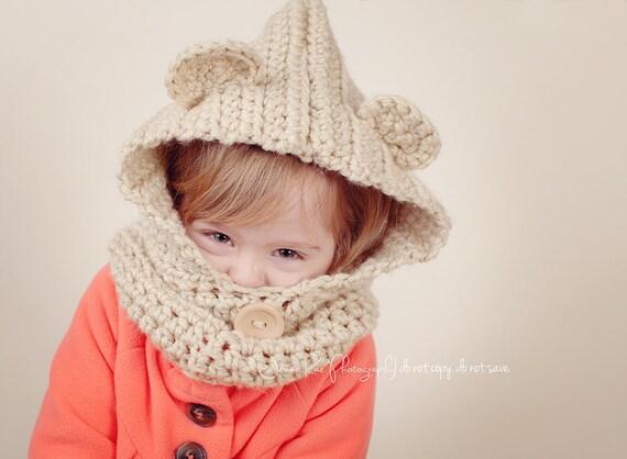 Capuchas a crochet paso a paso - Imagui
