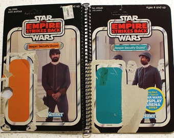 Bespin Guards Recycled Vintage Star Wars ESB Notebook/Journal