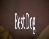 Best Dog Bandana for Weddings in your choice of colors