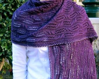 Ladder Lace Knitting Pattern : Crochet ladder lace Etsy