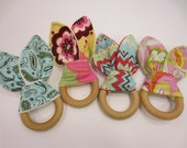 Crinkle Tie Toy and Teether, DESIGN YOUR OWN