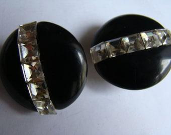 Haute couture Yves Saint Laurent YSL  Earrings