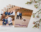 Photo Save The Date Postcards / 50