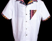 Accent Santa Fe limited-edition ultra-high quality men's shirt