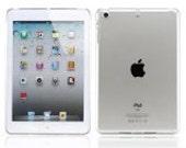 DIY iPad Mini Hard Plastic Cover. (Clear)