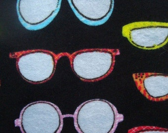 Sunglasses - Flannel Fabric - BTY