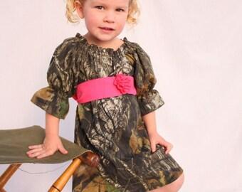 Camo dress, Baby girl Camo,  Wedding, Flower girl dress, Mossy oak flower girl dress