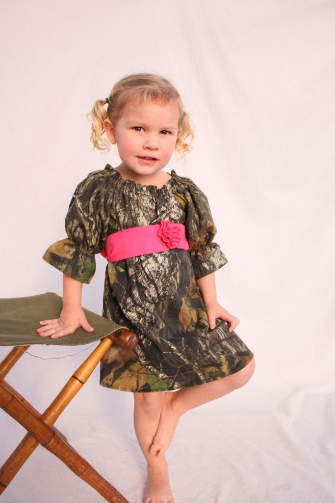 Camo Dress Baby Girl Camo Wedding Flower Girl Dress Mossy