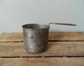 Vintage Hand Sifter Strainer Kitchen Decor Houseware