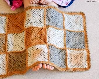 Pet Blanket, Pet comforter 100%Wool, Crocheted. Handmade. Ready to ship. FREE SHIPPING WORLDWIDE