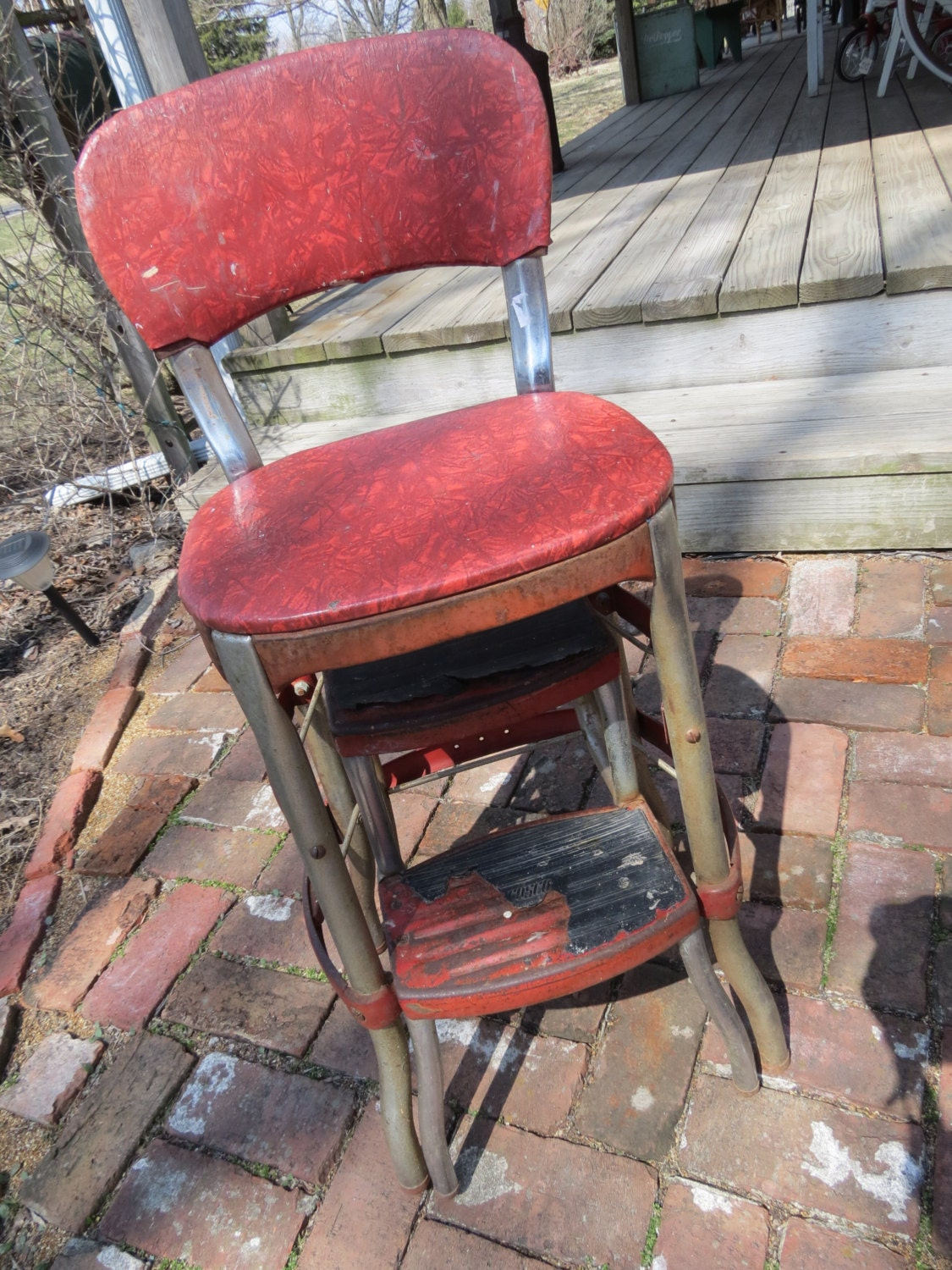 Cosco step stool chair - Like This Item