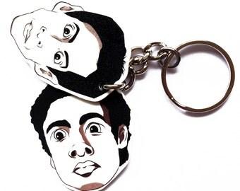 The Ultimate Broship Keychain