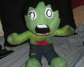zombie plush available in an array of colors