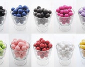 22mm Chunky Gumball Beads Sample Pack QTY 100 ***Clearance***