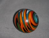 Multi-colored Handmade glass Marble