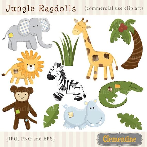 Jungle clip art images safari clipart elephant clip art