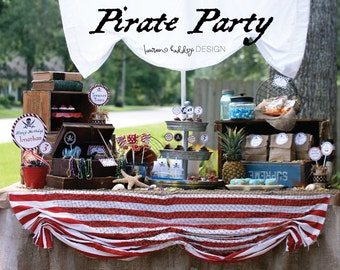 DIY, Pirate PARTY PACK