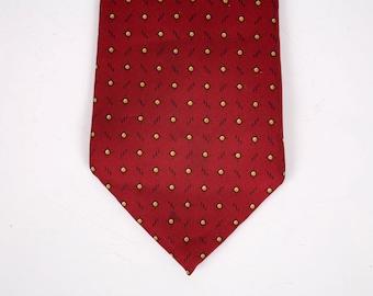 Jordache Vintage All Silk Designer Tie