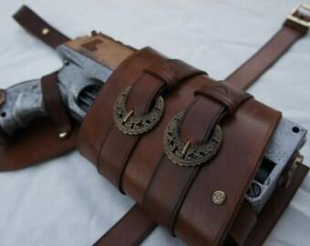 Leather Nerf Maverick / Strongarm Holster