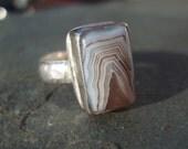 Erosion- Size 7 Ring