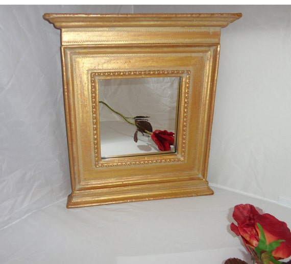 Framed Mirror From Kulicke Collection Of Frames Replica Of