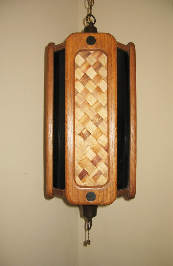 mid century modern hanging pendant light swag lamp. Black Bedroom Furniture Sets. Home Design Ideas