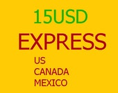 EXPRESS PROMOTION Charge for 1KG Shipping US Canada Mexico