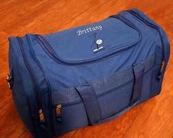 Personalized Duffle Bag - Gymnastics