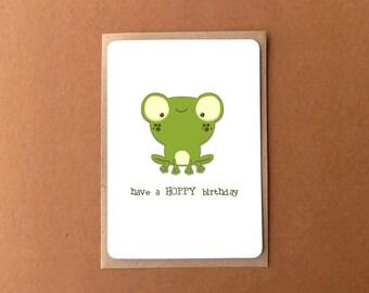 Greeting card for him - Happy Birthday