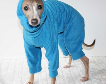 Snood Jammies for italian greyhounds - IMPORTANT - see item details - SHADEDMOON DESIGN