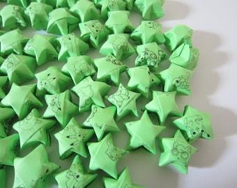 100 Pokemon Origami Stars