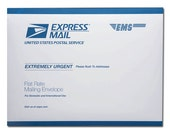 USPS Express mail service ( 1-2 business days) Upgrade for GNGJewel ring selection